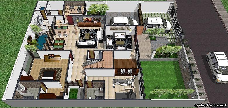 Desain Rumah Minimalis Bekasi