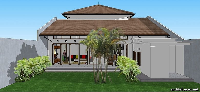 Desain Rumah Minimalis Bogor