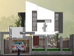 Rumah Minimalis 12