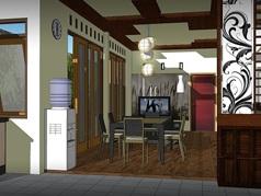 Rumah Minimalis 6
