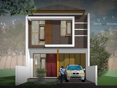 Rumah Minimalis 9