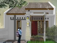 Rumah Minimalis Tipe 28
