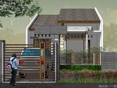 Rumah Minimalis Tipe 38
