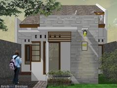 Rumah Minimalis Tipe 48