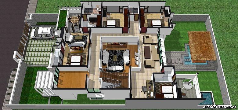 Desain Rumah Minimalis Batam