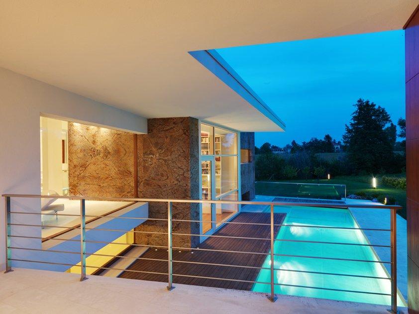 desain rumah minimalis di italy